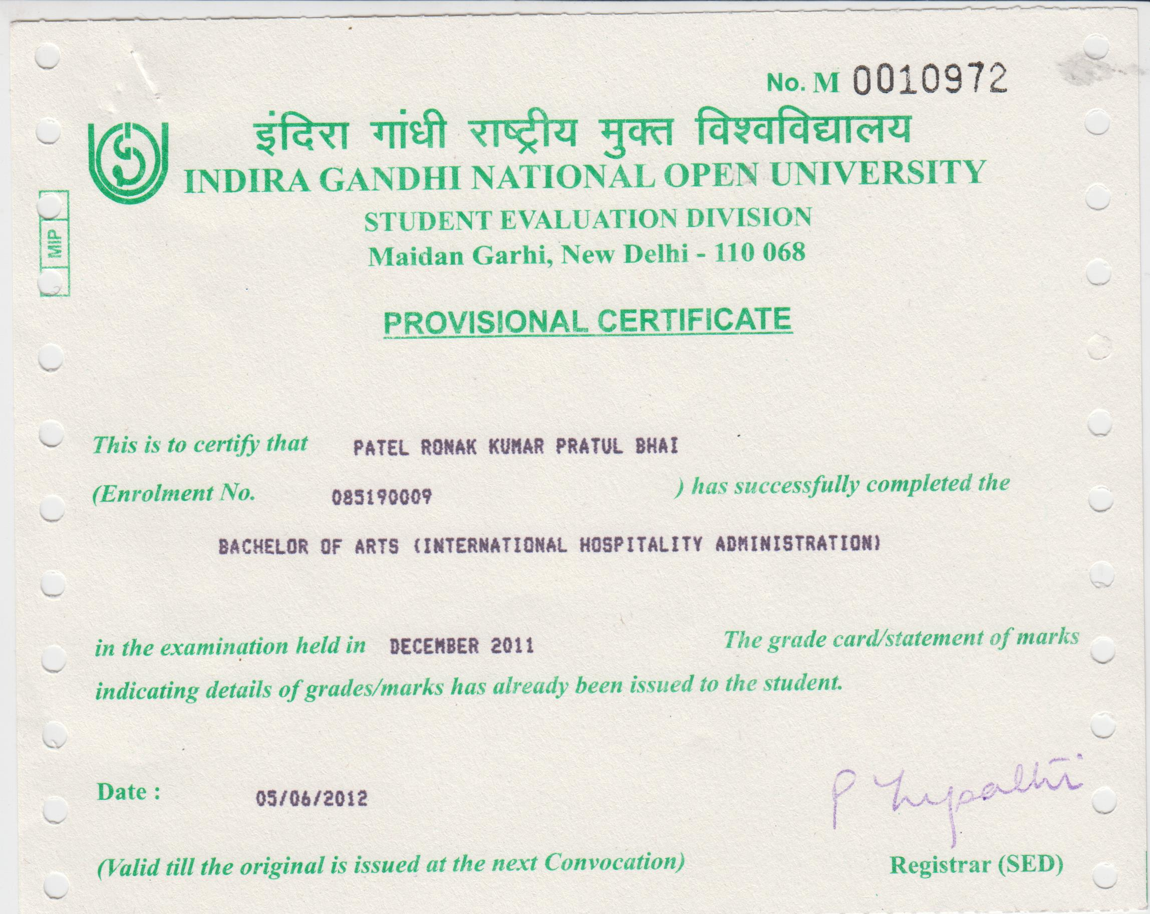 certificate in creative writing ignou Diploma in creative writing in hindi (dch) the diploma programme in creative writing in english provides understanding certificate certificate in.