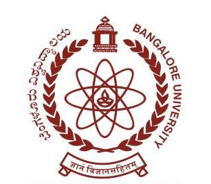 Image result for bangalore university logo