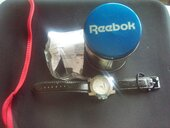 Purchased Reebok Watch from SHOPCLUES