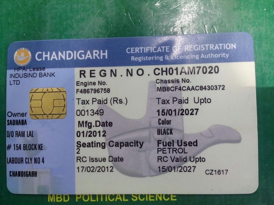 Indusind bank regarding noc of two wheeler spiritdancerdesigns Images