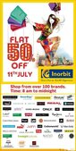 branded company like aditya birla is giving offers to malls and not to small retail shops