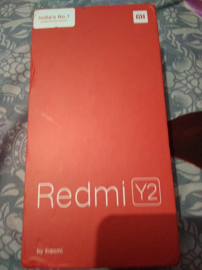 Redmi Y2 Imei Repair