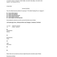 Ktc Group Holding Pte Ltd — Mr  sathish karthik (fraud)