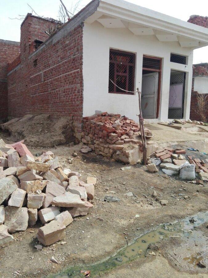 Nagar Nigam Gwalior — Invalid construction