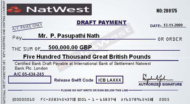 Bank Natwest Bank London Prize Winner Page 2
