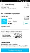 Amount is debited in my paytm account +918130089422 but not credit in bank account