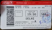 Mental & financial harassment by turkish airlines staff, mumbai