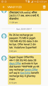 Vodafone Scamming Their Customers !
