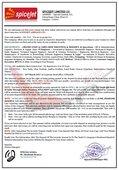 Spice jet airlines fake call letter fake call letter altavistaventures Choice Image