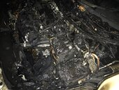 Brand new 6 months old Car caught fire Incident happened in Chennai Hyundai i20 Elite 1.2 VTVT