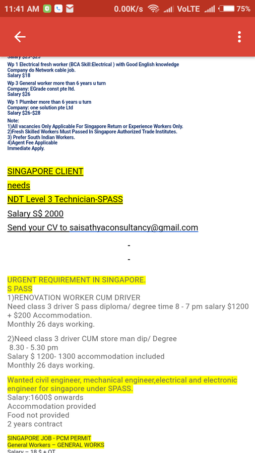 Sai Sathya Consultancy (Madurai) — Job and career