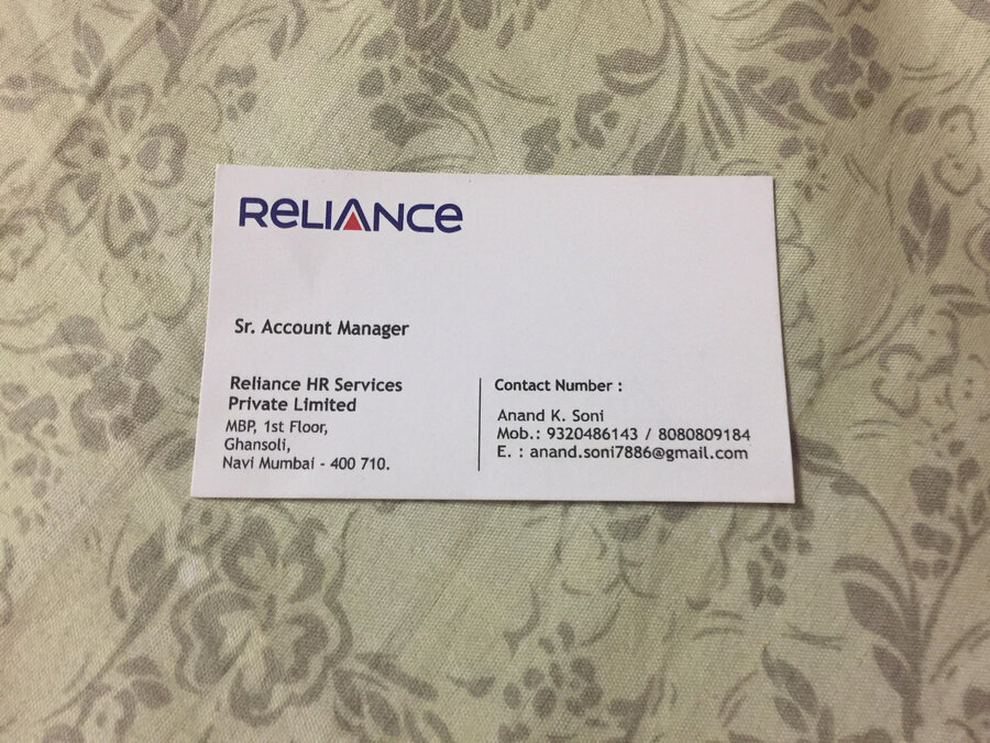 Resolved] Reliance Communications — reliance wi-pod