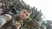 fraud seller on olx by wearing indian army dress