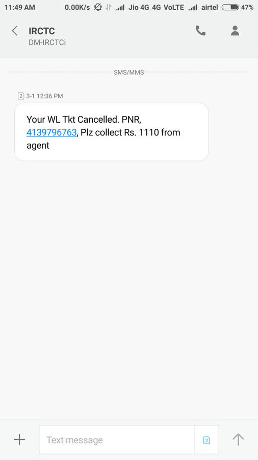Resolved] Ixigo — refund agent