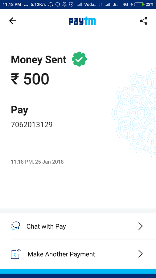 Bigo — bigo fake id scam alert (through paytm they will ask money)