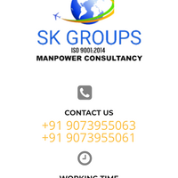 Resolved] Sk Groups — fake man power consultant