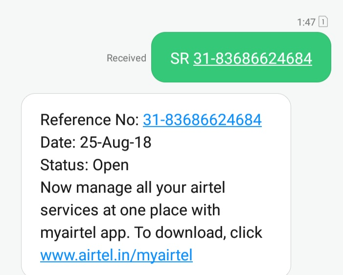Airtel — airtel tv app doesn't show prime banner