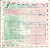 pacl india limited money not refund