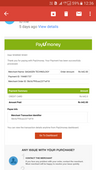 a fake client collecting payment online through payumoney