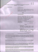 loan closed but I received legal notice