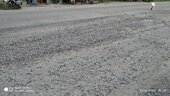 poor condition of nh-14, suri, birbhum (w.b)