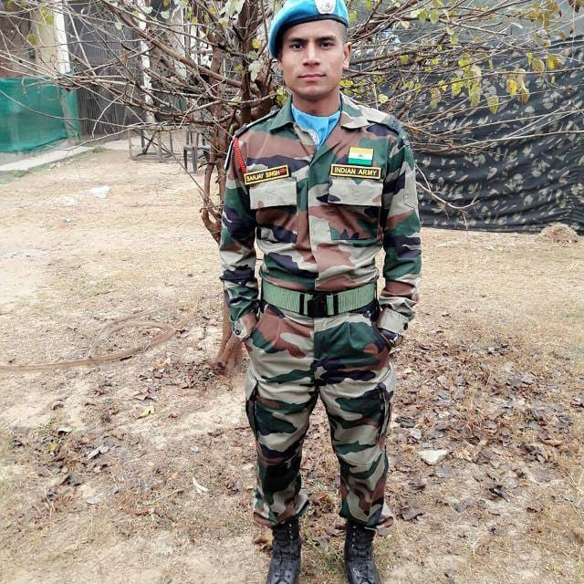 Resolved] Indian Army — fraud via olx by indian army soldier