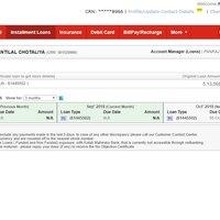 Kotak Mahindra Bank — emi date to be changed