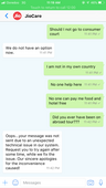 jio - bad quality customer care and support - they don't care, customer feeling they just care how jio will make money