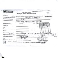 hdfc bank credit card complaint id