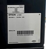 printer warranty issue (epson l1455)