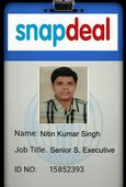 snapdeal head office number