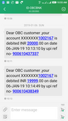 unauthorized withdrawal of money from my account