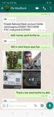 fraud through olx by the name of indian army manjeet