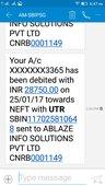 ablaze info solution pvt. ltd. or social trade or indiamart