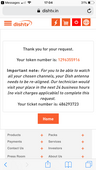 frustrated for dishtv customer care
