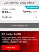 vodafone malicious and unlawful practices by increasing bill charges