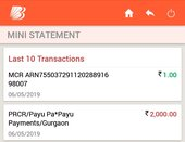fraudulent transaction due to wrong information given by just dial