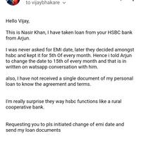 Hongkong & Shanghai Banking Corporation [Hsbc] — personal