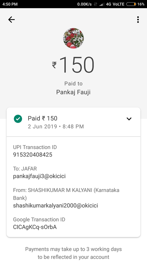 OLX India — mi note 7 pro-is bent-total-14250 rupees