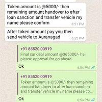 Dk Plastic At Kollam Kerala — fraud car seller in olx in add