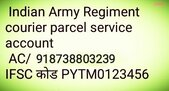cheating using indian army name