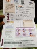 High bill amount by adani