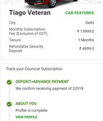 zoomcar cheating - refund not received for three bookings
