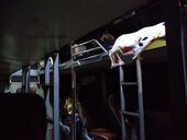 Mata no badha to amreli bus ma Windows not curtain in sleeper Bus.