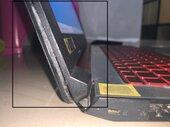 Not providing proper warranty services and Damaged my Laptop