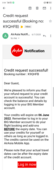Air Asia redeemed credit amount on its own without informing or asking me, that too before the promised time period