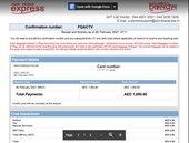 Ticket Refund Date Feb 6, 2021