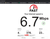 Very slow internet speed issue
