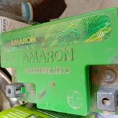 Amaron bike battery I have purchased in vijay auto spare maldaiya Varanasi