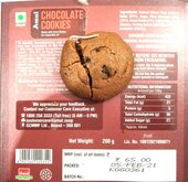 Rubber found in Chocolate Cookies